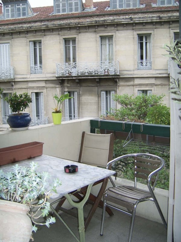 Verhuren  appartement Nimes 800€ CC - Foto 1