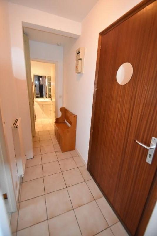 Locação apartamento Grandcamp maisy 422€ CC - Fotografia 7