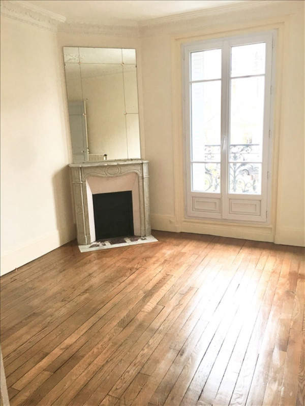 Rental apartment Clichy 1 400€ CC - Picture 1