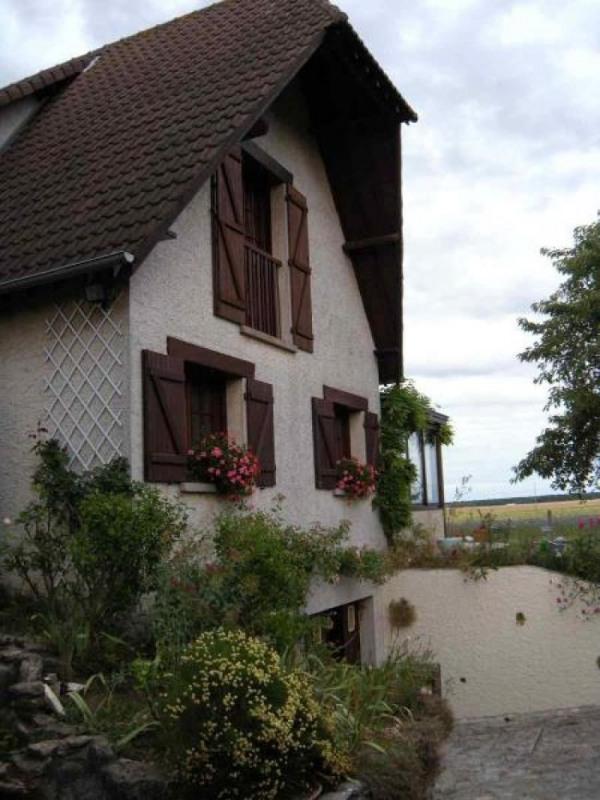 Revenda casa Breval 250000€ - Fotografia 9
