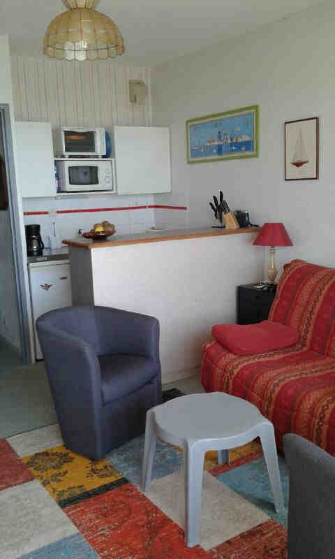 Location vacances appartement Pornichet 528€ - Photo 2