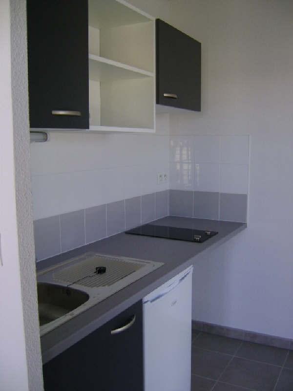 Rental apartment Sete 607€ CC - Picture 1