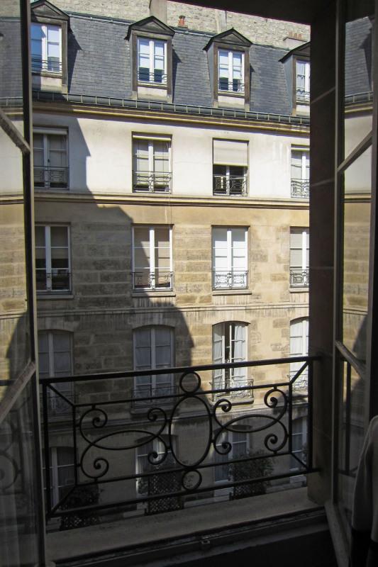 Vente appartement Paris 4ème 375000€ - Photo 11