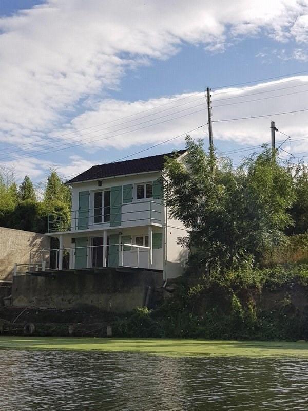 Affitto casa Villennes sur seine 1100€ CC - Fotografia 2