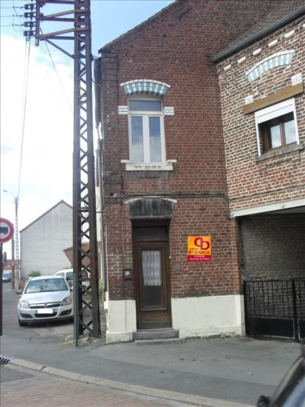 Sale house / villa Sin le noble 75000€ - Picture 2
