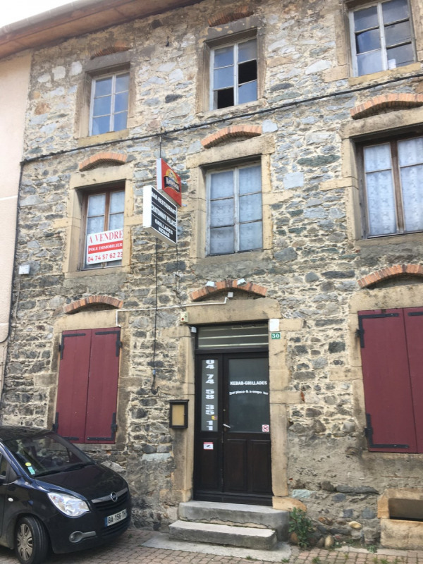 Sale building Chatonnay 129000€ - Picture 2