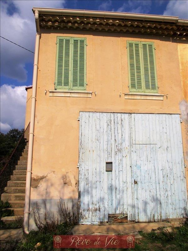 Sale apartment Bormes les mimosas 242000€ - Picture 1