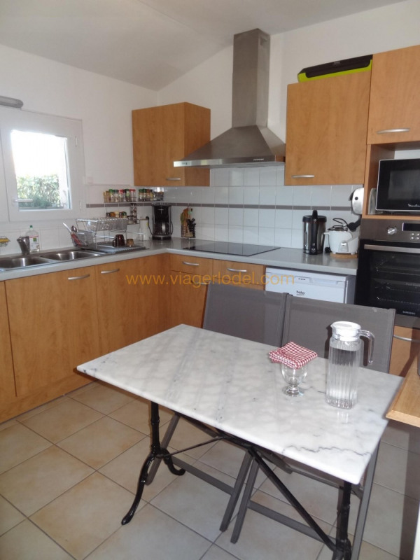 Viager appartement Montagnac 155 000€ - Photo 6