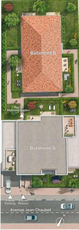 Vente maison / villa Toulouse 319000€ - Photo 9