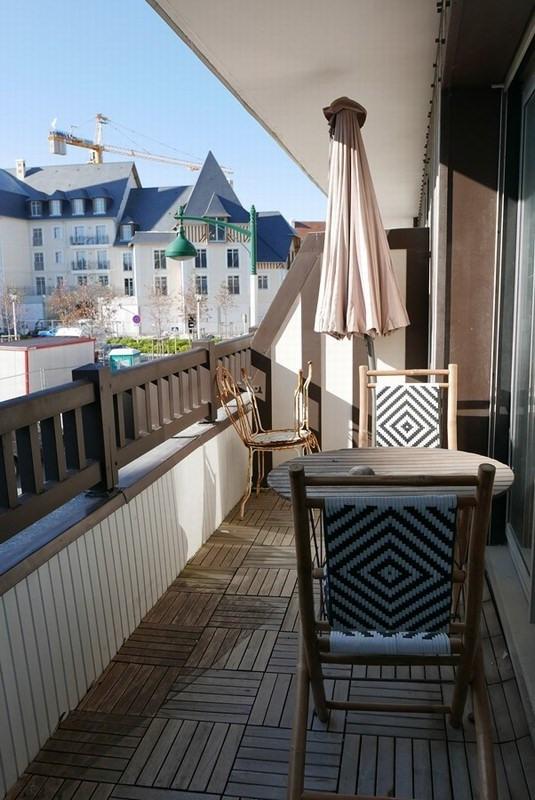 Revenda apartamento Deauville 135000€ - Fotografia 4