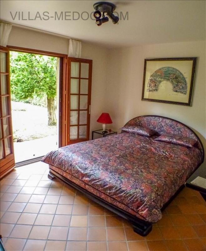 Sale house / villa Grayan et l hopital 380000€ - Picture 7