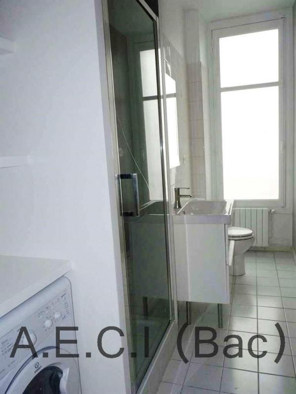Rental apartment Paris 17ème 1070€ CC - Picture 4