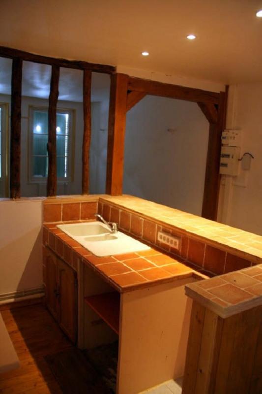 Rental apartment La neuve lyre 390€ CC - Picture 2