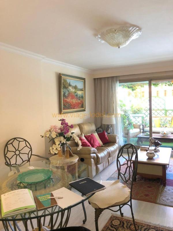 Vendita nell' vitalizio di vita appartamento Menton 297500€ - Fotografia 5