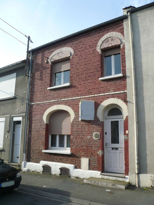 Sale house / villa Caudry 105000€ - Picture 1