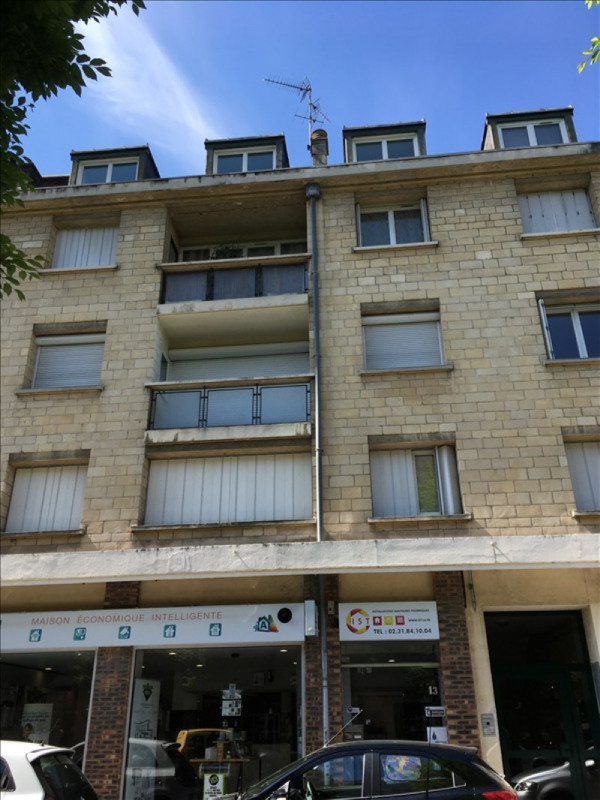 Rental apartment Caen 769€ CC - Picture 2
