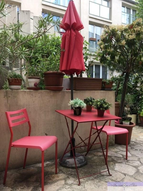Vente appartement Paris 11ème 585000€ - Photo 1