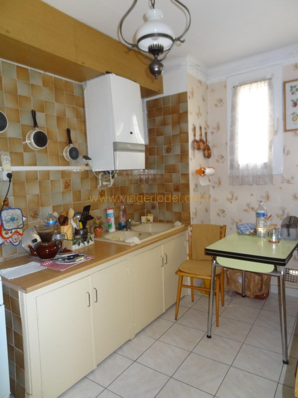 Viager appartement Montpellier 50 000€ - Photo 3