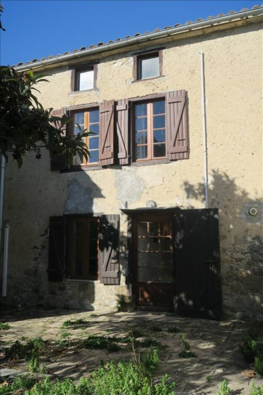 Sale house / villa Leran 55 000€ - Picture 1