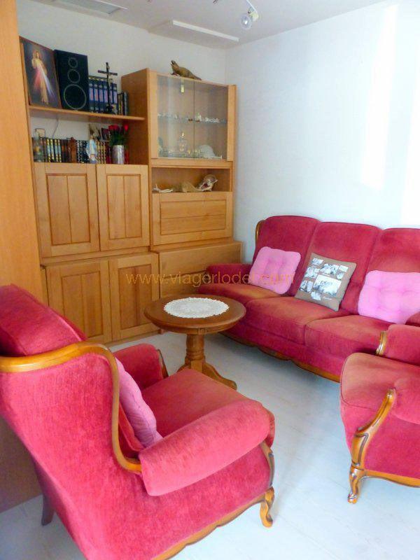 Vendita nell' vitalizio di vita casa Fleury 66000€ - Fotografia 6