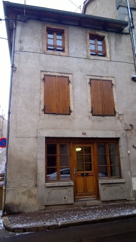 Vente maison / villa St julien chapteuil 65 000€ - Photo 1