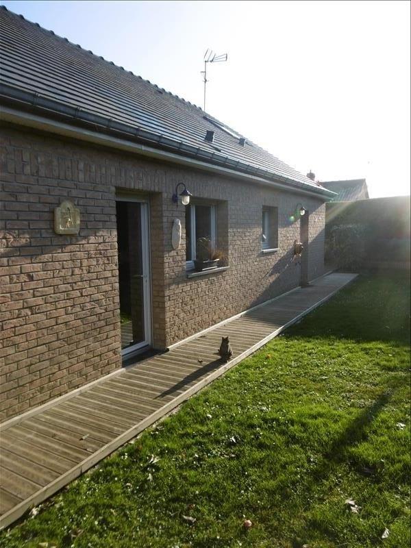 Sale house / villa Aubigny au bac 248500€ - Picture 8