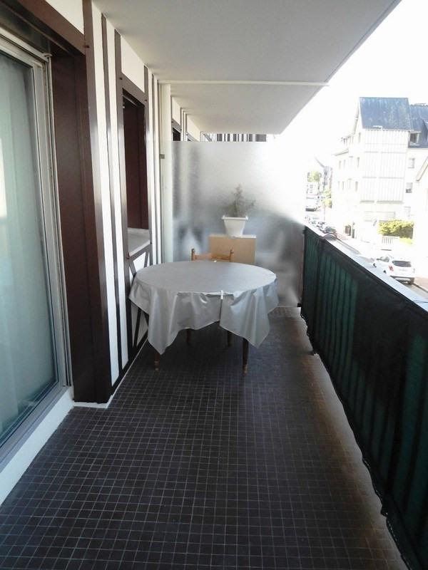 Verkoop  appartement Deauville 129000€ - Foto 2