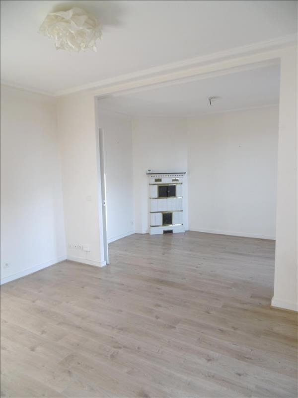Rental apartment Levallois perret 1451€ CC - Picture 2