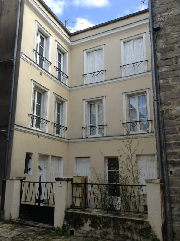 Rental apartment Fontainebleau 1 150€ CC - Picture 16