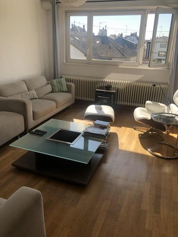 Rental apartment Illkirch graffenstaden 910€ CC - Picture 1