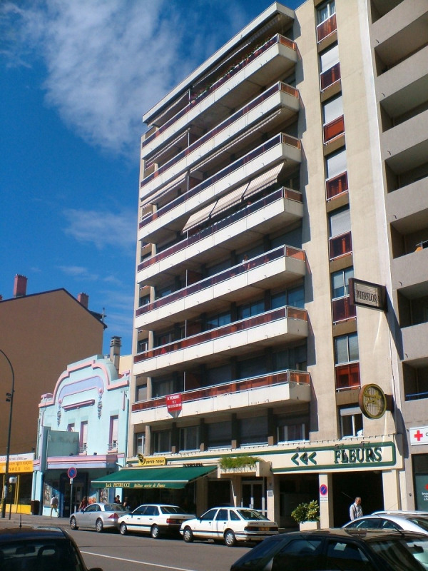 Location appartement Villeurbanne 921€ CC - Photo 1