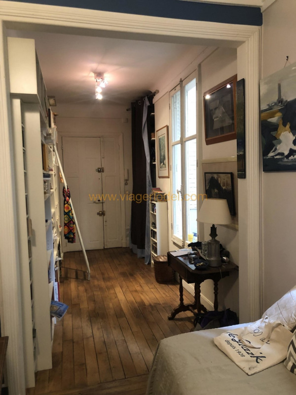 Viager appartement Paris 20ème 105 000€ - Photo 7