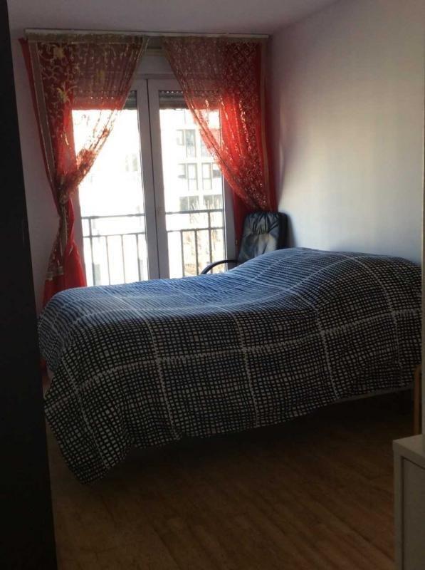 Rental apartment Paris 18ème 1180€ CC - Picture 2