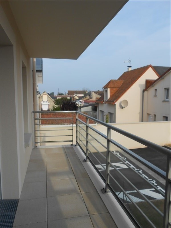 Locação apartamento Ouistreham 415€ CC - Fotografia 5