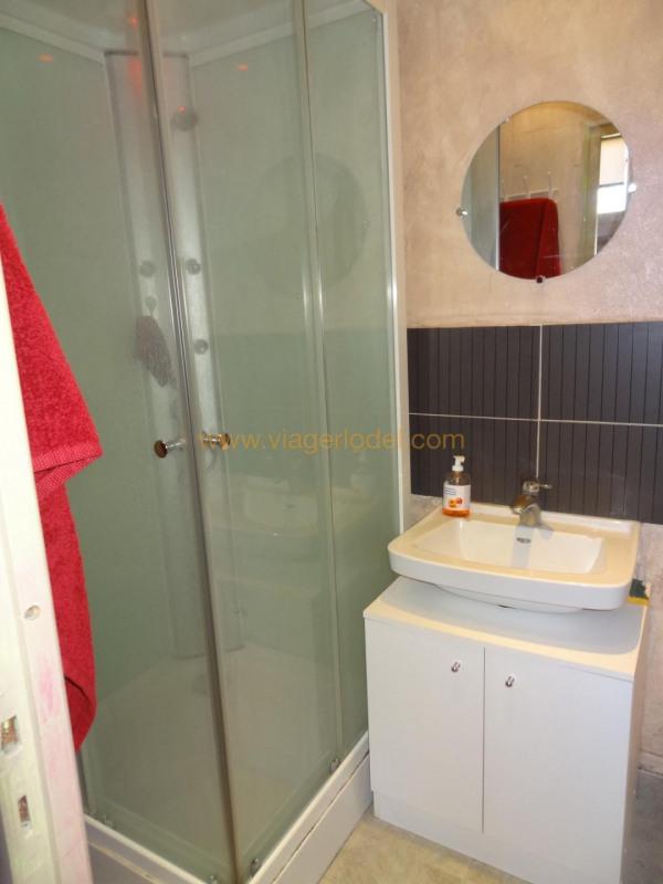 Verkauf auf rentenbasis mietshaus Poussan 76000€ - Fotografie 7