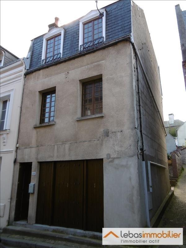 Location maison / villa St valery en caux 450€ CC - Photo 3