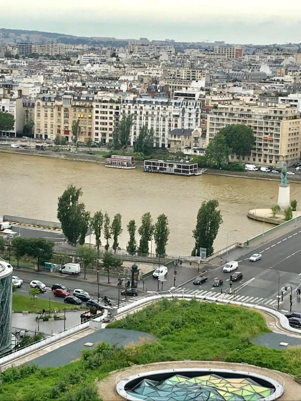 Sale apartment Paris 15ème 499000€ - Picture 1