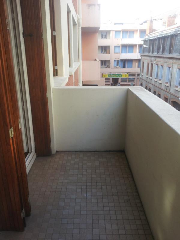 Rental apartment Toulouse 540€ CC - Picture 2