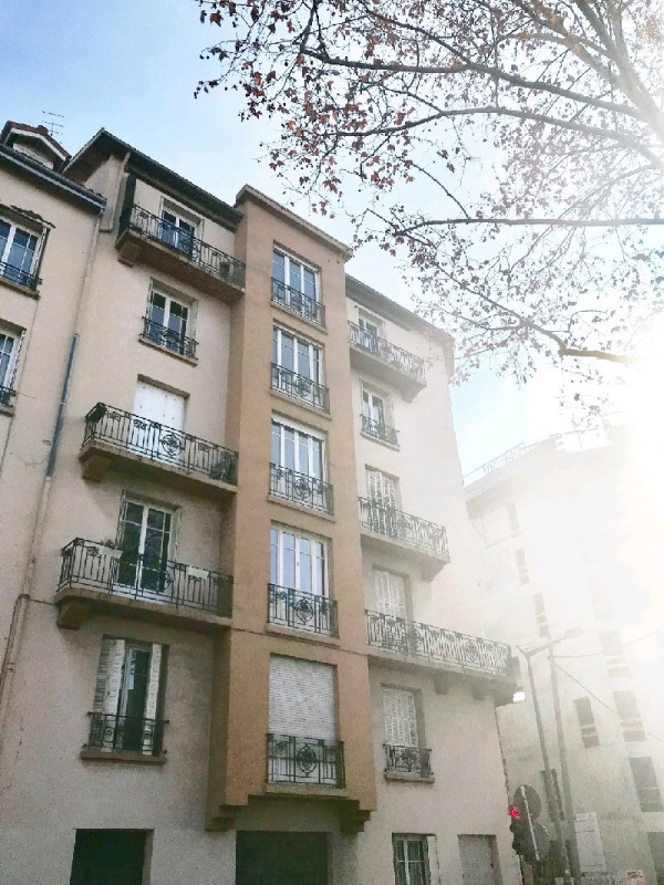 Sale apartment Lyon 6ème 340 000€ - Picture 1