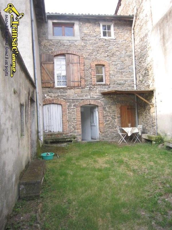 Sale house / villa Thiers 45500€ - Picture 2