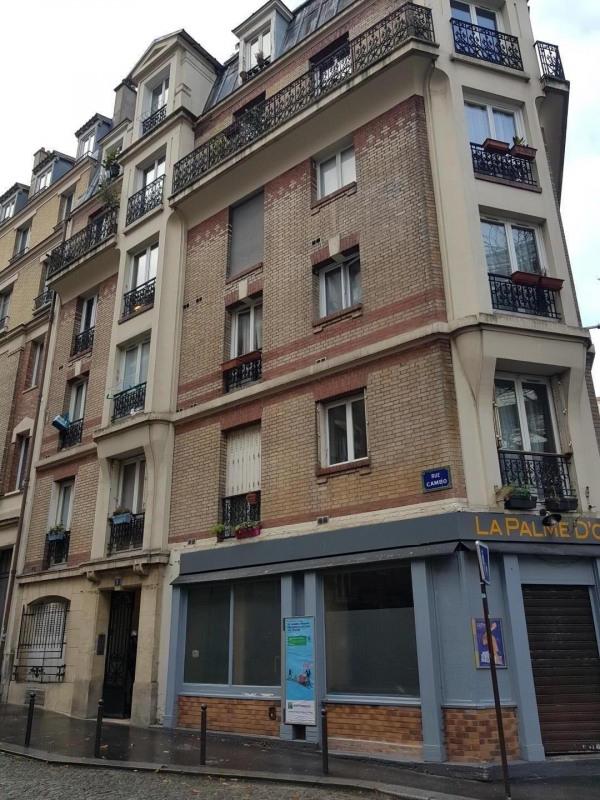 Venta  apartamento Paris 19ème 330000€ - Fotografía 1
