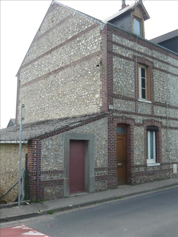 Vente maison / villa Fauville en caux 118000€ - Photo 1