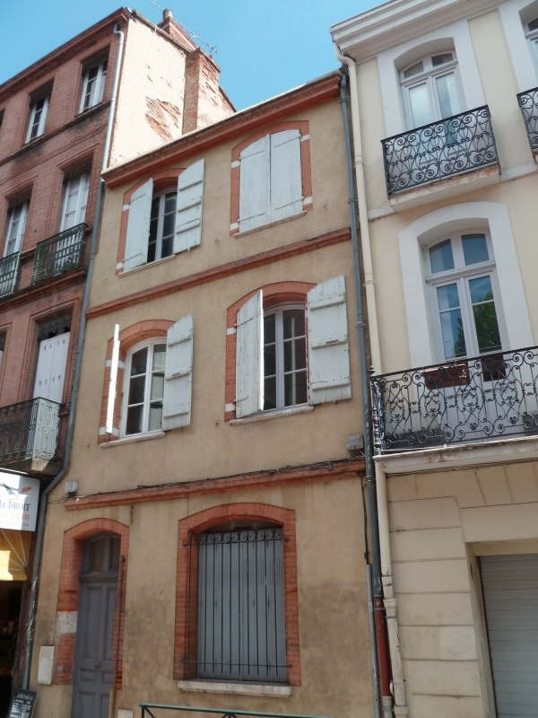 Rental apartment Toulouse 545€ CC - Picture 1