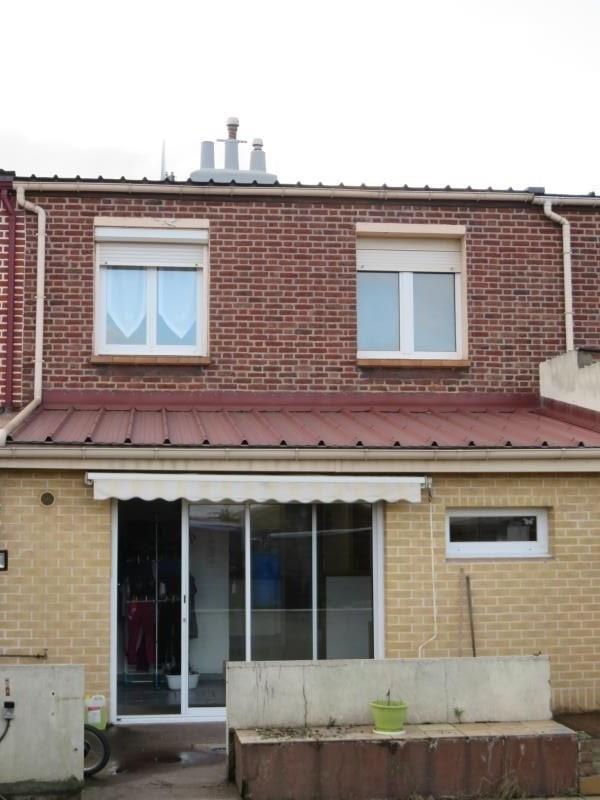 Sale house / villa St pol sur mer 136500€ - Picture 1