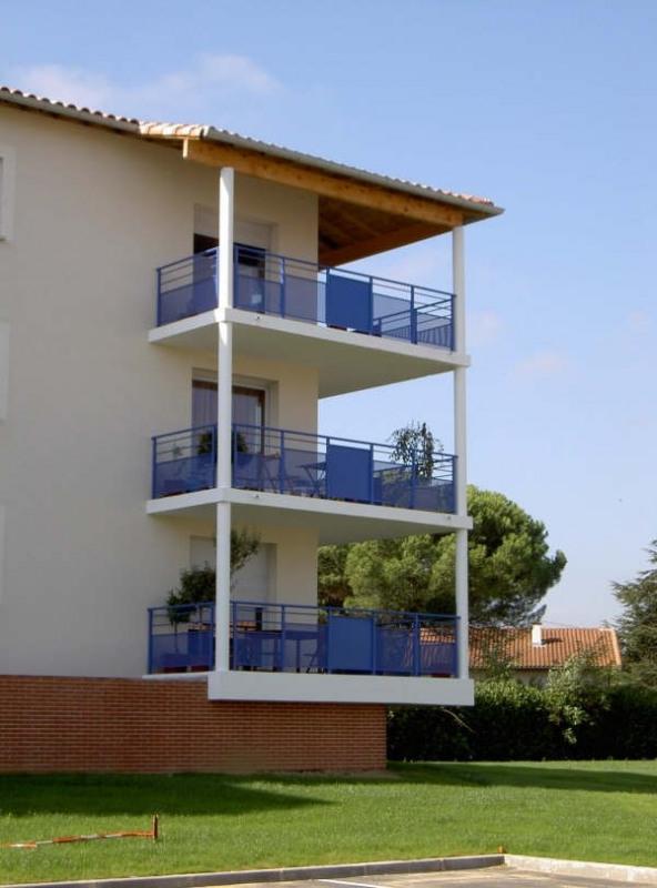 Rental apartment Castanet tolosan 575€ CC - Picture 1