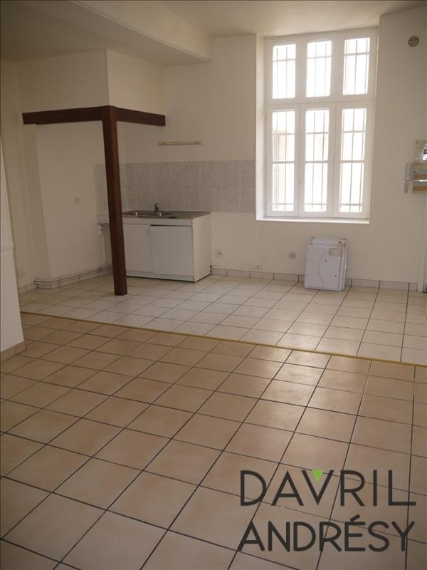 Rental apartment Triel sur seine 740€ CC - Picture 1