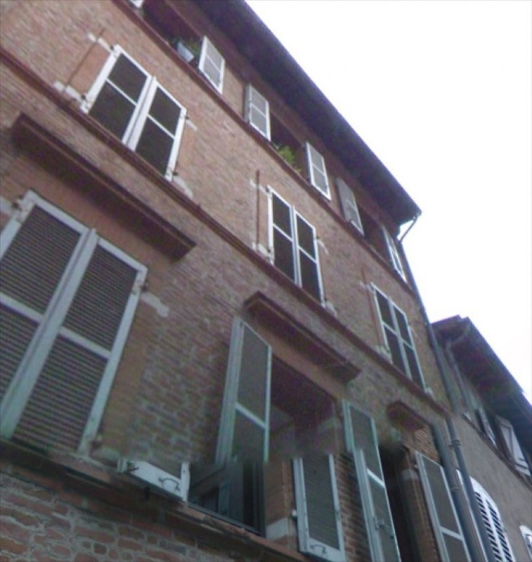 Alquiler  apartamento Toulouse 572€ CC - Fotografía 1