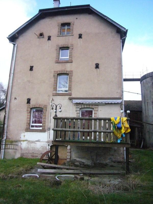 Sale building Saulcy-sur-meurthe 162000€ - Picture 4