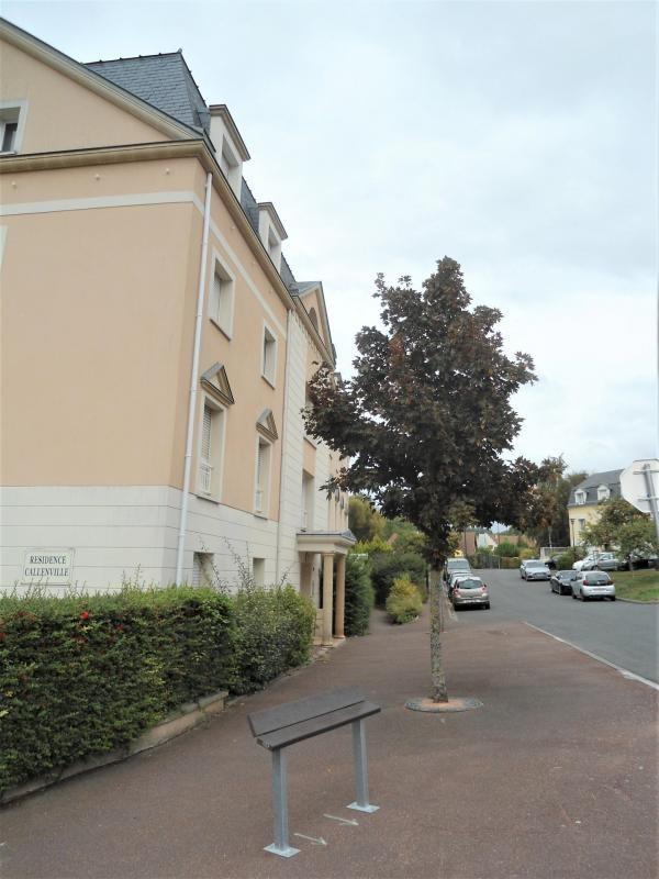 Verkoop  appartement Deauville 302100€ - Foto 1