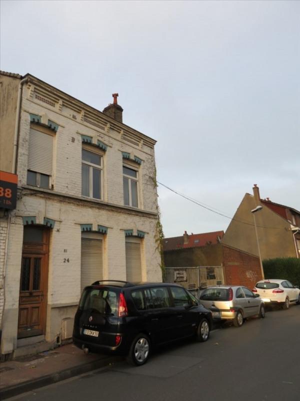 Vente maison / villa St pol sur mer 150000€ - Photo 1